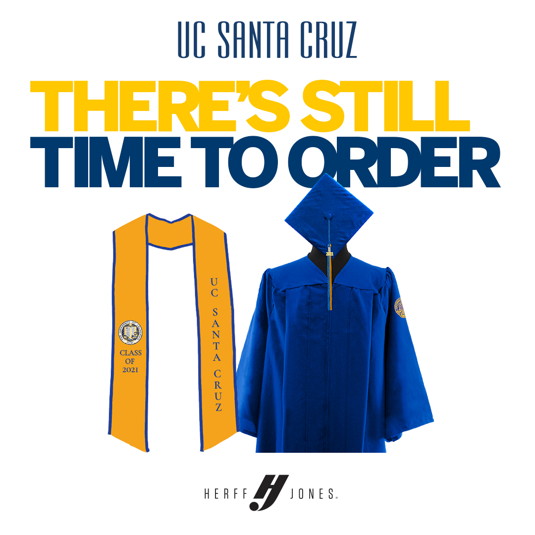 UCSC Regalia Photo